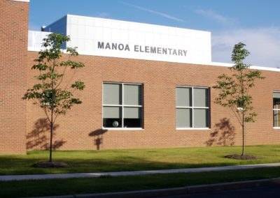 Haverford - Manoa ~ Elementary - Exterior 2 [MKH]