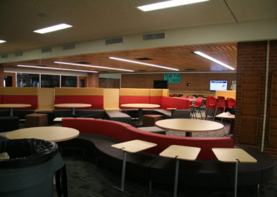 Indiana - IASHS ~ High School - Interior Knowledge Commons 2