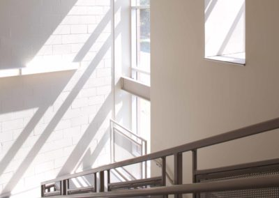 Reading - Intermediate High ~ Interior, New Tower Stairwell 2 (MH)