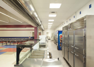 Shikellamy - SMS ~ Middle - Interior Cafeteria 1a