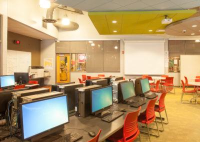 Westmont HT Jr&Sr High School - Westmont Hilltop - High School ~ Interior Commons 1.3(MH