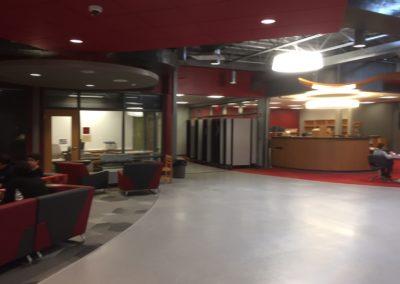 Westmont HT Jr&Sr High School - Westmont Hilltop - High School ~ Interior Knowledge Commons 4(VM)