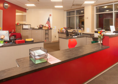 Westmont Hilltop - Elementary ~ Interior, Administration (MH)