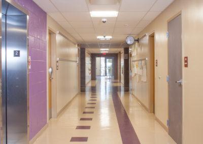 Westmont Hilltop - Elementary ~ Interior, Hallway 1 (MH)