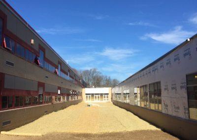 WestmontHilltop - JrSrHigh ~ Exterior, Courtyard (VM)