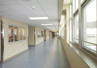 Willamsport - WAMS ~ Middle - Interior Admin Corridor 1