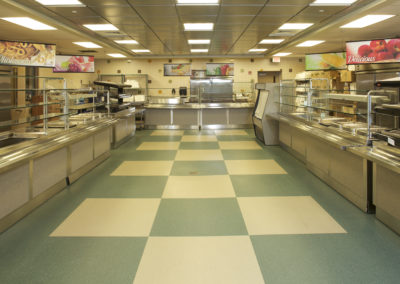Willamsport - WAMS ~ Middle - Interior Food Service