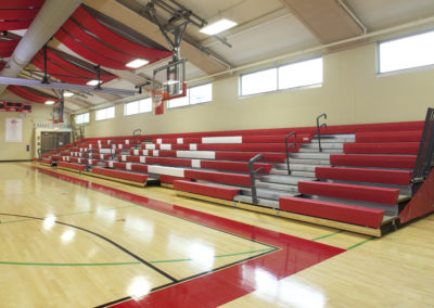 Willamsport - WAMS ~ Middle - Interior Gymnasium 5
