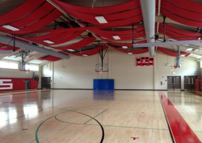 Willamsport - WAMS ~ Middle - Interior Gymnasium 7