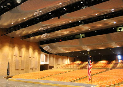 Williamsport - WAHS ~ HS - Interior Auditorium 1