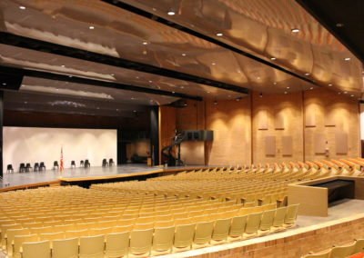Williamsport - WAHS ~ HS - Interior Auditorium 2