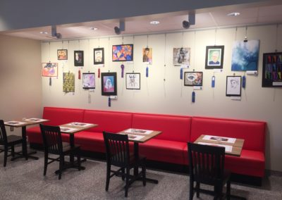 Williamsport - WAHS ~ HS - Interior Cafe