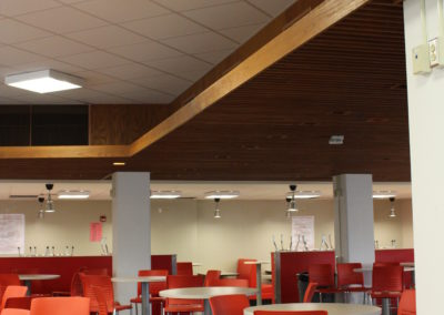Williamsport - WAHS ~ HS - Interior Cafeteria 2