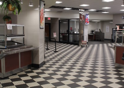 Williamsport - WAHS ~ HS - Interior Food Service 2