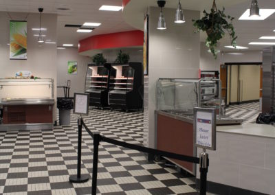 Williamsport - WAHS ~ HS - Interior Food Service 3