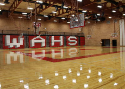 Williamsport - WAHS ~ HS - Interior Gymnasium 1