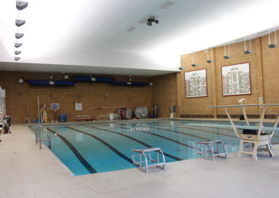 Williamsport - WAHS ~ HS - Interior Pool