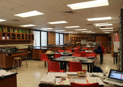 Williamsport - WAHS ~ HS - Interior Science 3