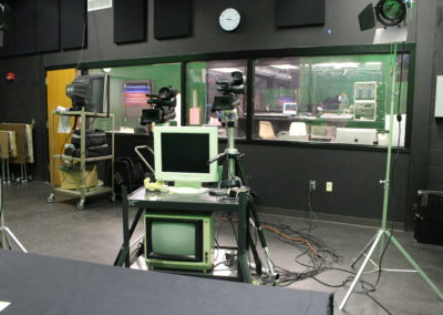 Williamsport - WAHS ~ HS - Interior TV Studio